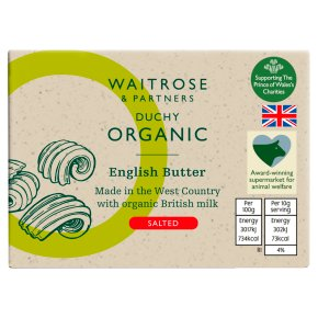 Waitrose Duchy English Salted Butter