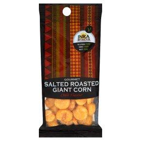 InkaS GF Chilli Salted Roasted Corn