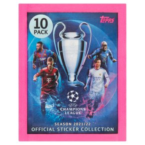 UCL 21/22 Sticker Collection - Stic