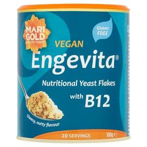Marigold Engevita Yeast Flakes with Added B12