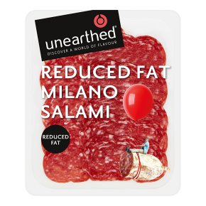 Unearthed Reduced Fat Milano Salami