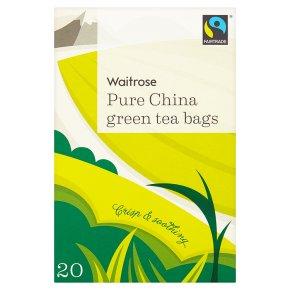 Wairose Pure China 20 Green Tea Bags
