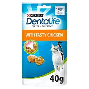 Dentalife Cat Dental Chew Chicken