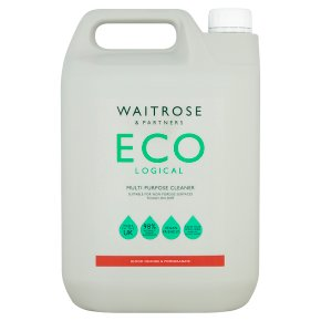Waitrose ECO Blood Orange & Pomegranate Multipurpose Cleaner