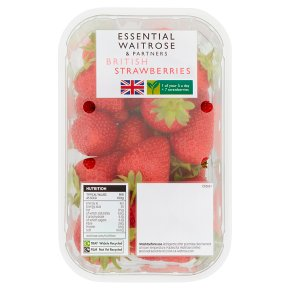 Essential Strawberries