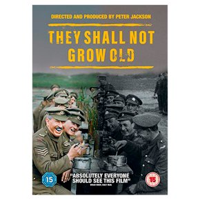 DVD They Shall Not Grow Old