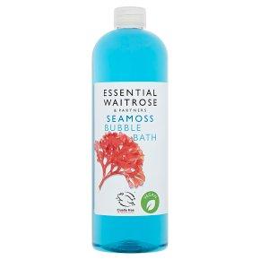 Essential Seamoss Bubble Bath