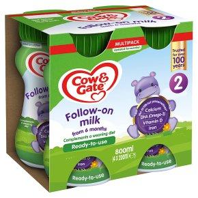 Cow & Gate Follow-On Milk