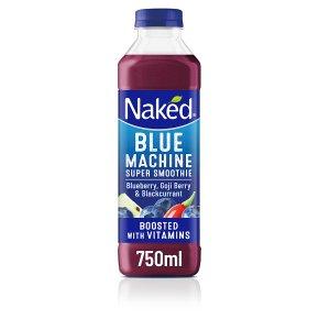 Naked Blue Machine Smoothie