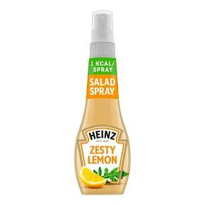 Heinz Zesty Lemon Salad Dressing Spray