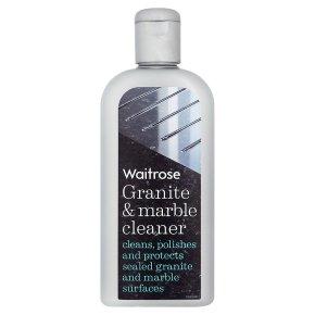 Waitrose granite & marble cleaner