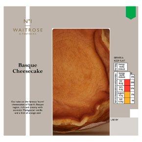 No.1 Basque Cheesecake