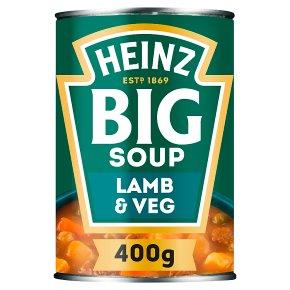 Heinz Big Soup Lamb & Vegetable