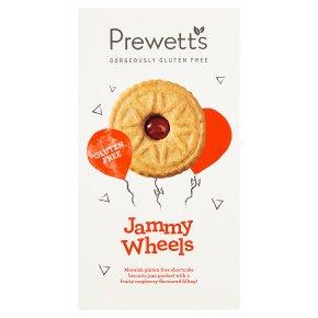Prewetts Gluten Free Jammy Wheels
