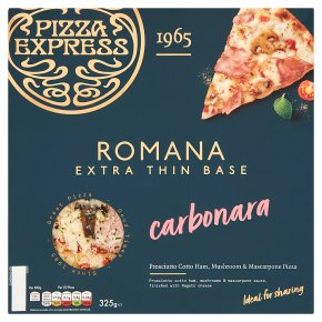 Pizza Express Romana Carbonara
