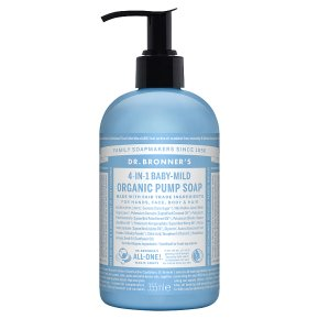 Dr. Bronner's Baby-Mild Pump Soap