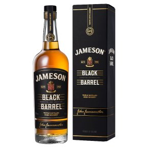 Jameson Black Barrel Irish Whiskey