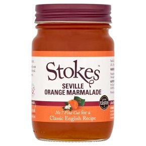 Stokes Fine Cut Seville Orange Marmalade