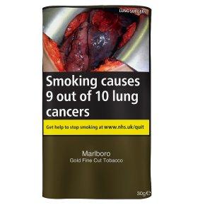 Marlboro Gold Fine Cut Tobacco