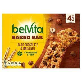 BelVita Baked Bar Dark Chocolate & Hazelnut