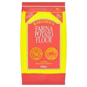 Rakusen's Farina Potato Flour