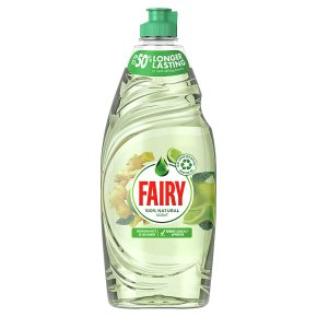 Fairy Naturals Bergmot & Ginger Washing Up Liquid