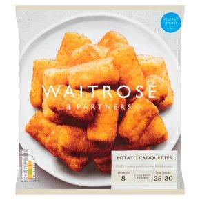 Waitrose Frozen Potato Croquettes