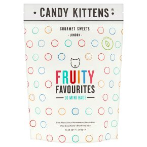 Candy Kittens Fruity Favourites