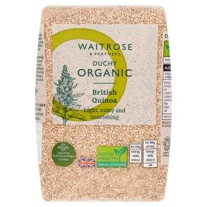 Duchy Organic British Quinoa