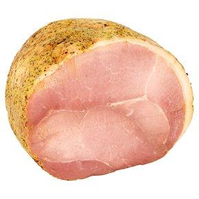 Waitrose Counter Xmas Honey Mustard Ham