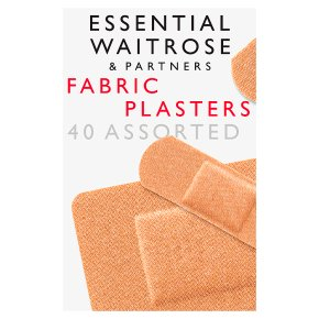 Essential Fabric Plasters
