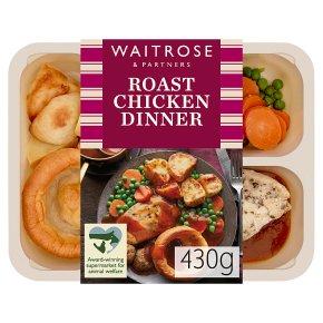Waitrose Classics Roast Chicken Dinner