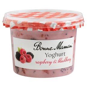 Bonne Maman Raspberry Blackberry Yoghurt