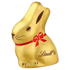 Lindt gold tiny bunny
