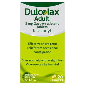 Dulcolax Adult Tablets