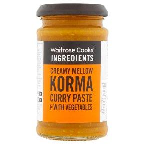 Cooks' Ingredients korma paste