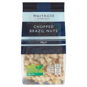Waitrose Chopped Brazil Nuts