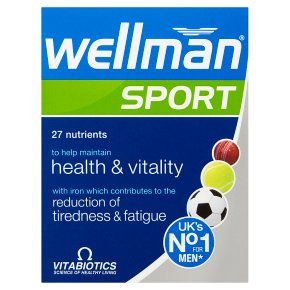 Wellman Sport Tablets