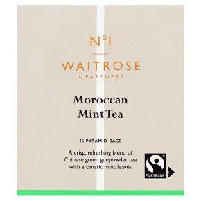 No.1 Moroccan Mint Tea 15 Pyramid Bags