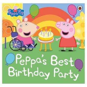 Peppa's Best Birthday Party