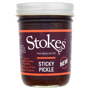 Stokes Sticky Pickle
