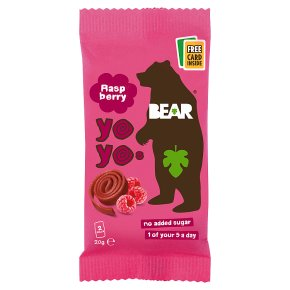 BEAR Yo Yos Raspberry