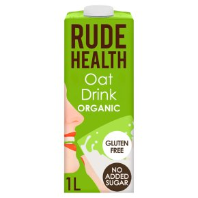 Rude Health Oat Organic Drink