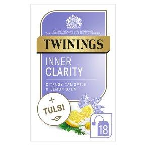 Twinings Inner Clarity Camomile & Lemon 18s