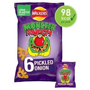 Walkers Mega Monster Munch Pickled Onion