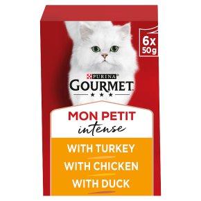 Gourmet Mon Petit with Duck, Chicken & Turkey