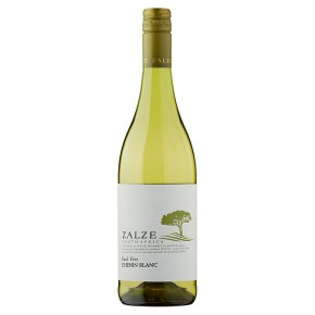 Zalze Bush Vine Chenin Blanc, Coastal Region South Africa