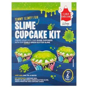 Cake Decor Slime Cupcake Kit