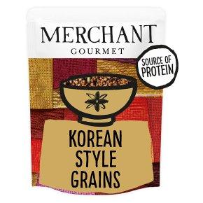 Merchant Gourmet Korean-Style Grains