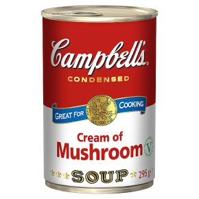 Campbell's Condensed Mushroom Soup